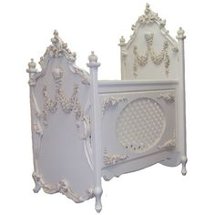 """Aaaand this is another one of those things that goes directly onto the """"Things That Just Look Expensive"""" list. Ornate hand-carved designs a..."""