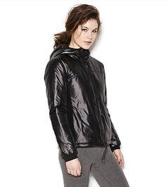 Black Compact Jacket.