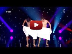 Two Guys Perform A Towel Dance ( #funny #great #guys #performance #smart #towel )