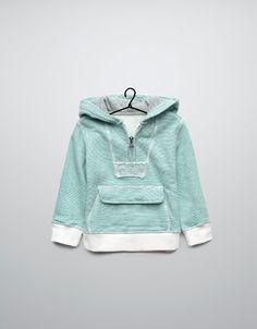 thousand stripe sweater - Jogging - Baby boy (3-36 months) - Kids - ZARA
