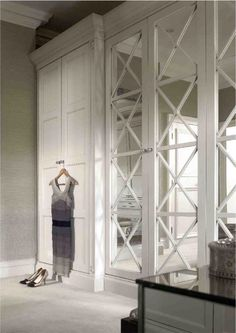 Regency miroirs