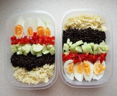 kasza jaglana, czarna soczewica, jajca i warzywa Acai Bowl, Food And Drink, Breakfast, Acai Berry Bowl, Morning Coffee