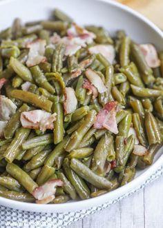Crock Pot Green Beans