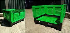 #plasticpalletbox #plasticpalletbin #plasticpalletbox #foldingplasticpalletbox #plasticbox #fruitsandvegetable #fruits #vegetables #solidpalletbin #ventedpalletbin #box #storageandtransport #logistics #warehouse #transport Plastic Container Storage, Storage Containers, Plastic Pallets, Pallet Boxes, Warehouse, Vegetables, Storage Bins, Vegetable Recipes, Magazine