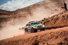 Dunas e calor de quase 50ºC no nono dia de Rally Dakar