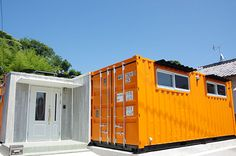 Underground Homes, Prefab, Shed, Outdoor Structures, Shipping Containers, Container Homes, Room, House, Storage Container Homes