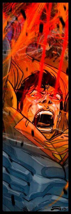 Superman by Carmine Di Giandomenico * #superman #DC #comics