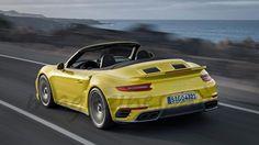 Porsche Turbo nuevo coche de Cristiano Ronaldo
