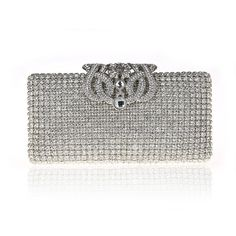 Socialite Ladies Bag For Women New 2017 Evening Bags Ladies Wedding Party Bag 2 Sides Crystal Gold Clutch Diamonds Purses ZH228