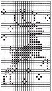 Ideas For Knitting Charts Christmas Cross Stitch Knitted Mittens Pattern, Loom Knitting Patterns, Knitting Charts, Cross Stitch Patterns, Crochet Patterns, Crochet Rugs, Knitting Ideas, Crochet Crafts, Yarn Crafts