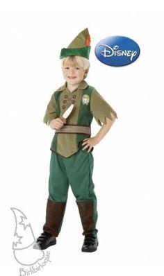 Disfraz Infantil de Peter Pan de Disney