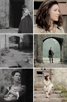 Claire remembering
