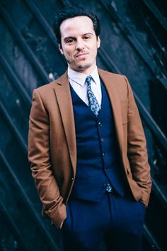 www-queen-com: Off duty archenemy: Andrew Scott I'll confess that when I stopped Andrew Scott for this portrait I didn't know his real name...