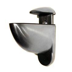 """Spancraft Glass Floating Glass Bathroom Shelf Finish: Brass, Size: 30"""" W x 10"""" D"""