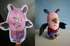 In 2007, Vancouver-based artist Wendy Tsao saw her 4-year-old son's drawing and decided to do something truly amazing: make a child's imaginary characters real. Using her son's drawing as inspiration, she created a plush toy in the same image and likeness. Since then, she's been turning children's drawings all around the world into plushies. 'I […]