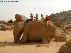 Elephant Rock- Algeria
