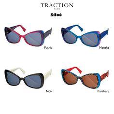 Segue as cores do modelo super elegante Siloé da Traction Productions. #innovaoptical #tractionproductions #siloe #weselldesignforliving #design #eyewear #oculos #madeinfrance #handmade
