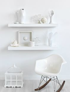 harley and soo: nursery style: eames rocker
