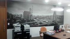 Parede Personalizada - Água Espraiada São Paulo  *Solicite uma imagem para sua parede, nós criamos ela pra você!!!