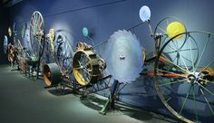 andrew smith: kinetic sculpture