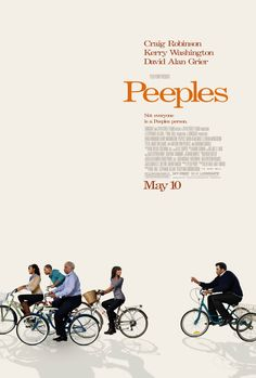 Tyler Perry's: Peeples opens on Friday, May 10th. Buy tickets at www.studiomoviegrill.com.