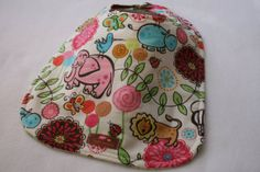 Baby Bib  Zoo Garden  10 x 12.5 by Essiedesigns on Etsy, $7.00