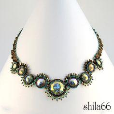 Csilla Csirmaz, Turquoise Sea Necklace