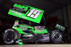 Brent's 2014 Knoxville Nationals Car