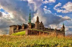 Helsingor, Hamlet's Castle and a Pure Danish Experience Castle House, Castle Ruins, Kingdom Of Denmark, Helsingor, The Good Son, European Travel, European Trips, Cheap Hotels, Copenhagen Denmark