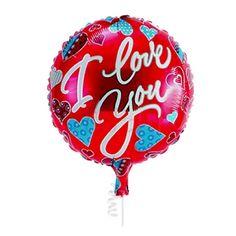 I Love You Folyo Balon - 8.99 ₺