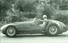 Ferrari 375, Bremgarten,1951