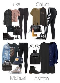 County Fair Outfits by fivesecondsofinspiration on Polyvore featuring polyvore moda style MANGO Monki Pimkie Topshop adidas Maison Scotch Yves Saint Laurent Converse H&M Valas DKNY Alexander Wang FOSSIL Forever 21 The North Face Lipstick Queen fashion clothing