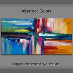 One-of-a-kind art. Original painting, 100% hand painted on linen canvas. Coated with a layer of semi gloss varnish. Thick paints, free brushwork, expressionist impasto style, delicate color tones, creating a deep sensational touch. READY to HANG: Just put the art on nails. Deep gallery