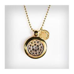 NASZYJNIK CHUNKS okrągły/ BELLA FIORE - Bianca Cavatti #Jewelry
