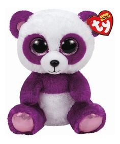 366aeadaa37 Love this Boom Boom the Panda Beanie Boo Plush Toy on  zulily!  zulilyfinds