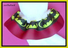Super Hero School Uniform socks in custom school by SoxThatRock