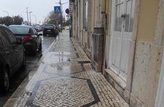 O Palhetas na Foz: Passeio inundado à entrada do BAÚ…
