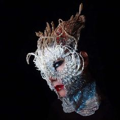 Meet Björk's Mask-Maker | Hint Fashion Magazine