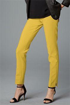 Women's Pants - Next Ultimate Capri Trousers With Vent Hem