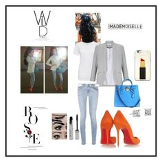 """Street Fashion. My Look xo"" by kotnourka ❤ liked on Polyvore featuring rag & bone, Cotton Citizen, Miss Selfridge, Theory, Michael Kors, Christian Louboutin, Blue Nile, Kate Spade, women's clothing and women"
