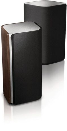 Philips Fidelio wireless HiFi speakers A9 by Philips Design, via Flickr