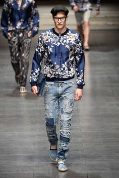 Dolce & Gabbana SpringSummer 2016 Collection - Milan Fashion Week - DerriusPierreCom (11)