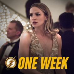 Get ready Speedsters, only ONE WEEK until the return of The Flash! The Flash 2, Iris West, The Cw Shows, Central City, Fastest Man, Supergirl And Flash, Black Lightning, Flash Arrow, Rich Man