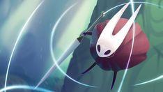 Hollow Knight by Team Cherry — Kickstarter Team Cherry, Hollow Art, Hollow Night, Knight Games, Video Game Art, Video Games, Knight Art, Wings Of Fire, Alien Creatures