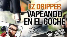 EZ Dripper - vapeo en seco ¡en el coche! #ezdripper #ezcloudcompany #vapelife #vapelyfe #vapeporn #vapepics #vapemail #vapecommunity #calivapers #dripclub #driplife #dripper #tootlyfe #vapestagram #vapeshop #ecig #handcheck #vapetricks #ukvapefam #ukvapers #ukvape #ukvaper #ruvapes #kuwaitvape #vapefrance #vapote #svapo #kuwaitvape #q8vape#vapperelle