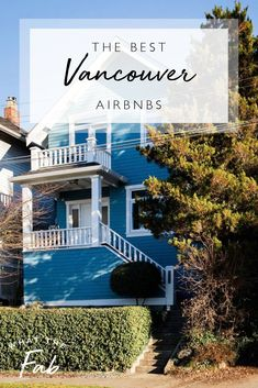 Planning your next trip to Vancouver? Finding a place to stay is the most important part! Be sure to explore the Airbnbs to find the perfect home and apartments around the city!   where to stay in vancouver bc | vancouver canada where to stay | where to stay on vancouver island | best places to stay in vancouver canada | places to stay in vancouver  #wheretostayinvancouverbc #vancouvercanadawheretostay #wheretostayonvancouverisland #bestplacestostayinvancouvercanada #placestostayinvancouver Hotels And Resorts, Best Hotels, Travel Route, Travel Tips, Visit Canada, Canada Trip, Treehouse Hotel, Discover Canada, Canada Destinations