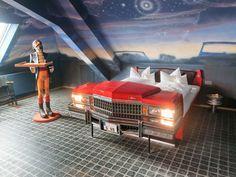 Drive In Cinema Themed Room