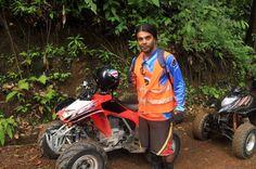 axr atv tour guide   - Costa Rica