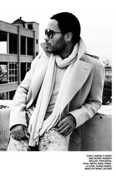 Lenny Kravitz.