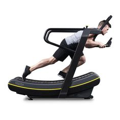 Meet SKILLMILL: a versatile, non-motorized exercise machine that helps you work on your power, speed, stamina, and agility. SKILLMILL lets users try different levels of reactive resistance to push their body. It allows users to accelerate quickly from a cold start to an athlete's pace. SKILLMILL helps you perform better as an athlete. It is …